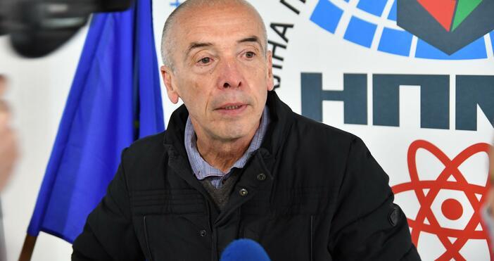 Снимка: БулфотоДоц. Атанас Мангъров отправи критики към служебния здравен министър