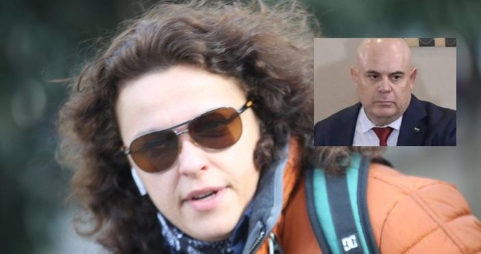 Снимки: Полина Паунова, фейсбук и БулфотоЖурналистката от