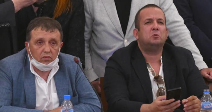 Снимка БулфотоГолеми неприятности се очертават за бизнесмена Светослав Илчовски.Във връзка