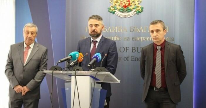 снимка Министерство на енергетикатаМинистърът на енергетиката Андрей Живков съобщи, че