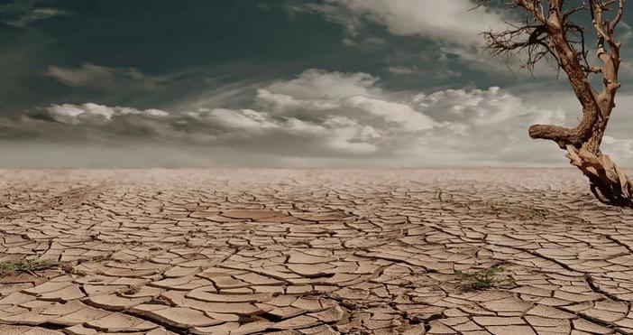 снимкаpixabayСушата най-вероятно ще е следващата катастрофа, пред която ще се