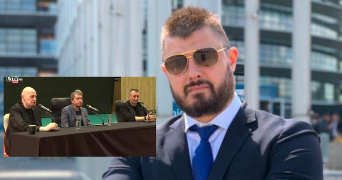 Редактор:e-mail:Снимки: 7/8 ТВ и Фейсбук, Николай БарековЖурналистът и бивш депутат