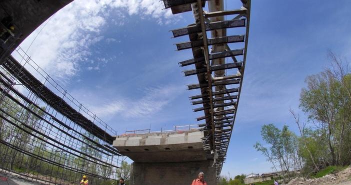 снимка БулфотоЗаради липса на технически проект АПИ спира строителството на