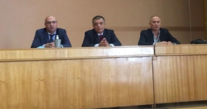 снимка МВРСтарши комисар Пламен Стоилов е новият началник на кюстендилската