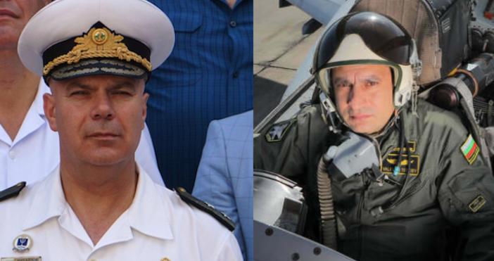 снимка ВМС и БулфотоМайор Валентин Терзиев можеше да оцелее.Но това