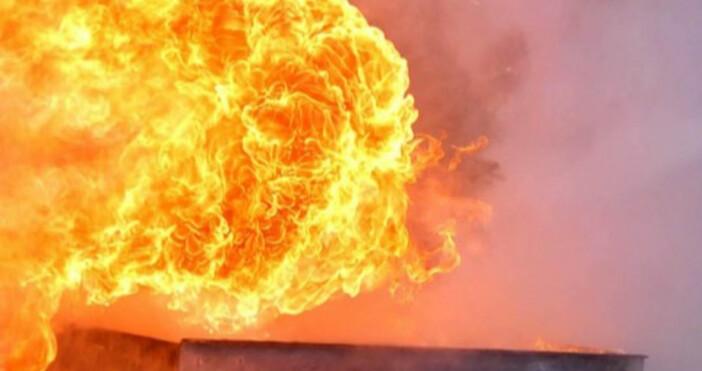 Редактор:e-mail:Снимка Булфото, архивЕксплозияе станала в петък вечерта по газопровод в