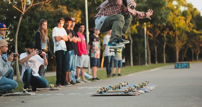снимка: pixabay.comДнес всички скейтбордисти имат повод с гордост да излязат