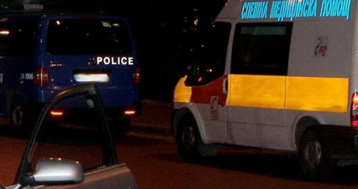 снимка: Булфото, видео Нова твПрестъплението е извършено в района на