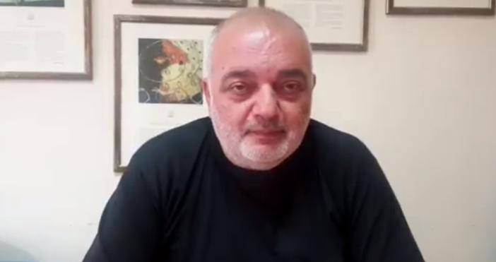 кадър и видео: Бойко Борисов, фейсбук и Арман Бабикян, фейсбукРазходка