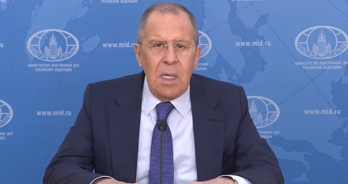 КадърRussian Foreign Ministry - МИД РоссииВ навечерието на 80-та годишнина