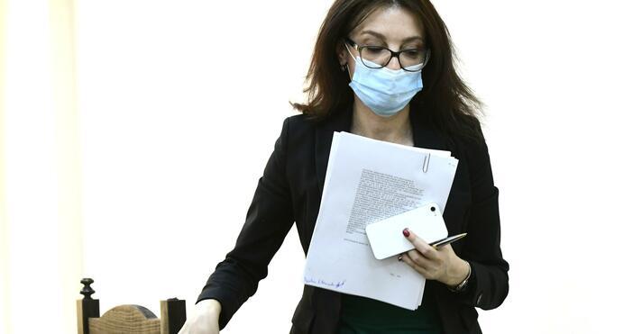 Снимка: Булфото, архивВалентина Маджарова става шеф на специализираната прокуратура. Тя
