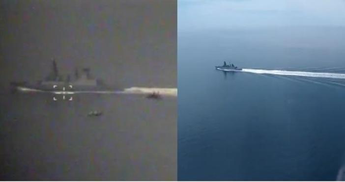Кадър Руско министерство на отранатаНапрежението между Русия и НАТО рязко