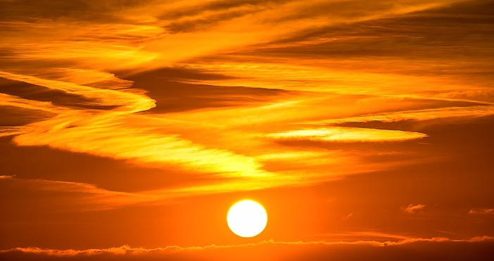 снимка: pixabay.comДо 32 градуса в съботаУтре ще преобладава слънчевовремесвременни увеличения