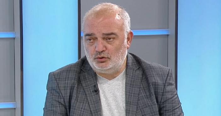 Кадър БНТАрман Бабикян даде мнение за процедуратата по съставяне на