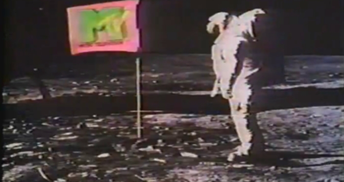 Кадър МТВМузикалният канал MTV навърши 40 години. По случай рождения