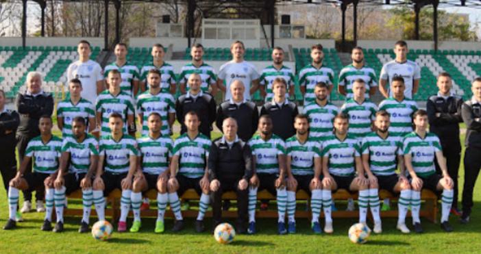ПФК Черно Море е един от най-опитните отбори в Първа