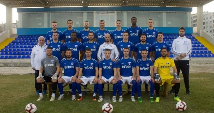 Спартак Варна започна сезон 2021/22 във Втора лига с две
