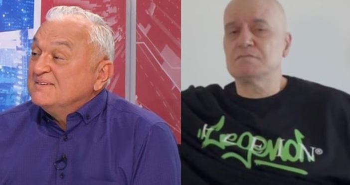 Кадър Евроком и С. ТрифоновСашо Диков си каза тежката дума