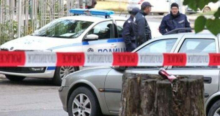 Снимка БулфотоТрагичен случай в български град.Полицаи от РУ на МВР