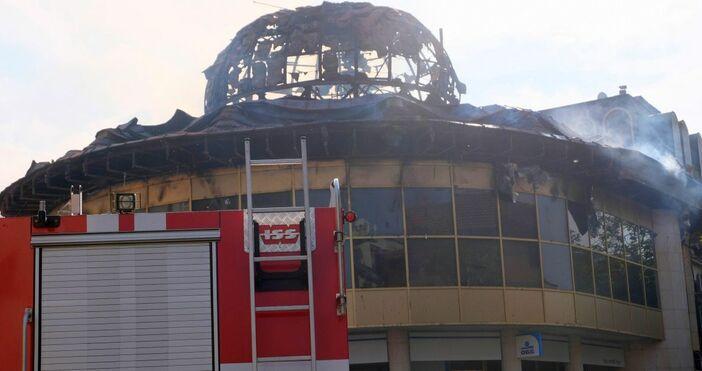 Снимка Булфото, архивПожарът в Благоевград се оказа умишлен. Мъж на
