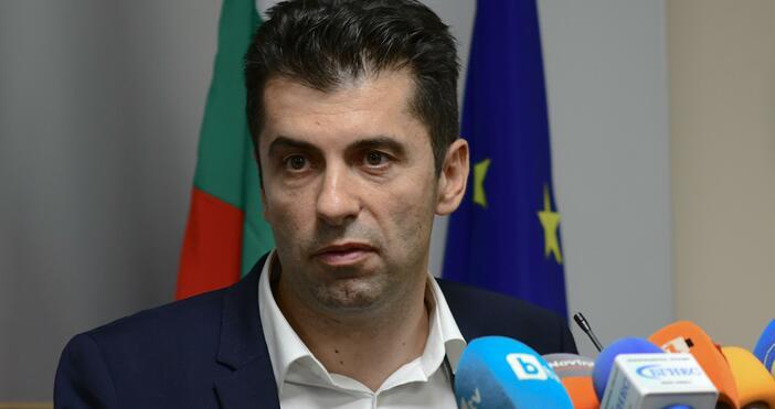Снимка: БулфотоСлужебният министър на икономиката Кирил Петков направи своя отчет