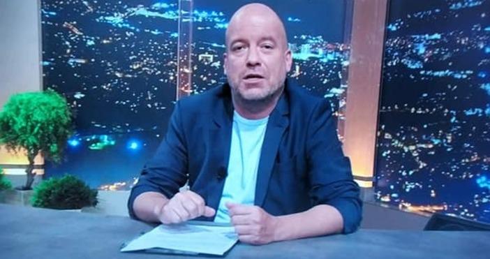 кадри: 7/8 ТВТази вечер във Вечерното шоу на Слави:Иво Сиромахов:Много
