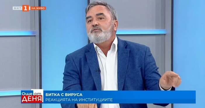 Редактор: ВиолетаНиколаеваe-mail:Гавният държавен здравен инспектор доц. Ангел Кунчев се ядоса