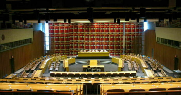 фото:Photo by Mr.Kjetil Ree, УикипедияООН се събира, но при строги
