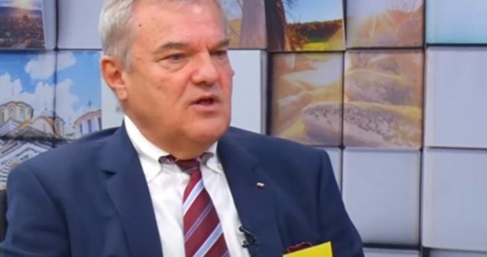 Кадър ТВ ЕврокомОгорамен скандалсе разрази след телевизионна изява на известен