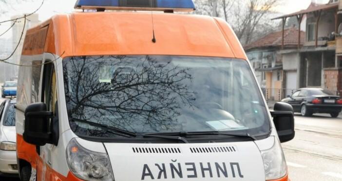 Снимка БулфотоПореден неприятен инцидент на пътя в България.На 21 септември