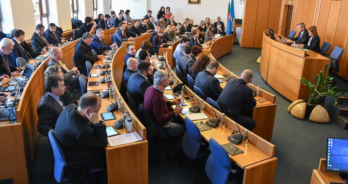 Снимка: Булфото, архивИзбраха Георги Георгиев за председател на Столичния общински
