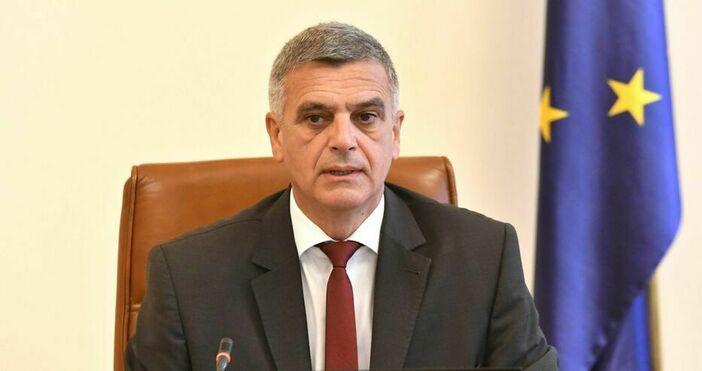 снимка: БулфотоТрима нови зам.-министри назначи служебният премиер Стефан Янев. Става