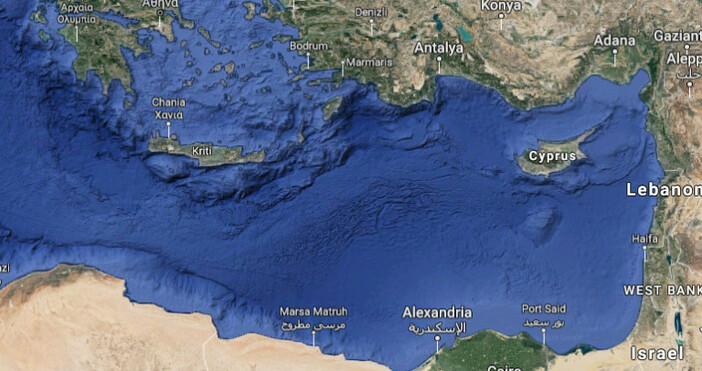 Източник:Гугъл мапсСевернокипърската турска република ще започне официални преговори, ако бъдат