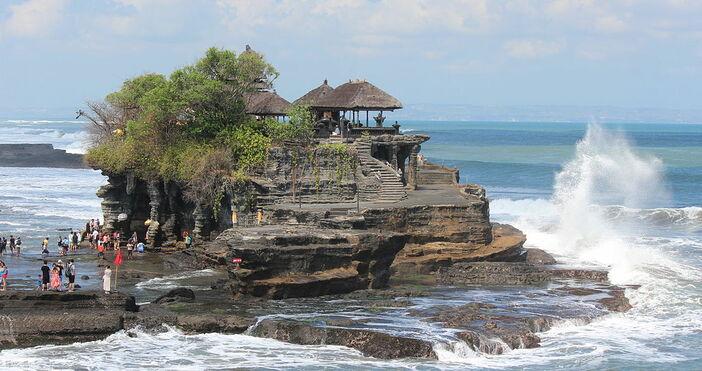 снимка:, УикипедияПравителството наскоро обяви повторното отваряне на Бали след рязък