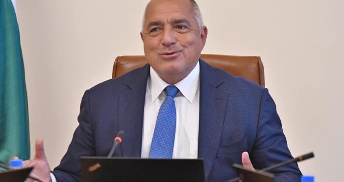 Снимка: БулфотоБившият премиер Бойко Борисов прогнозира, че най-вероятно след изборите