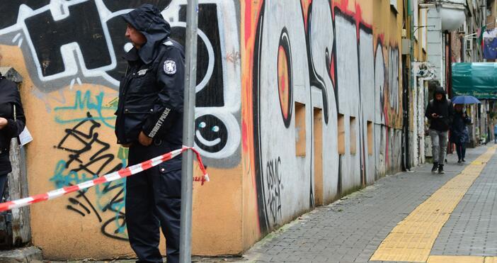 снимка: булфотоВ ареста остава мъжът, стрелял по бившата си приятелка