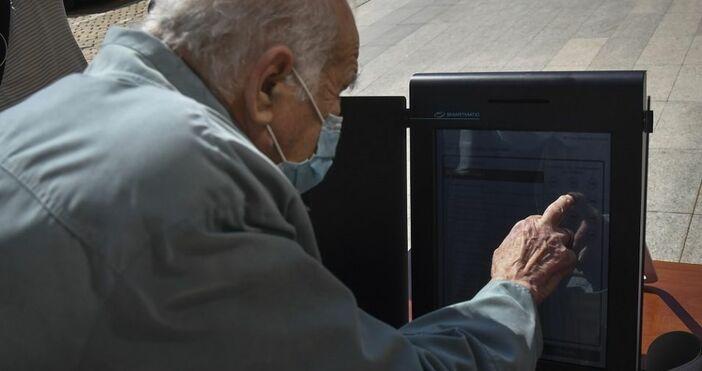 снимка: БулфотоЗа двата вота ще бъдат отпечатани над 14 милиона