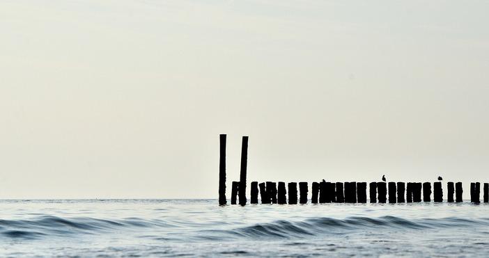 Снимка PixabayПромени в морето край Нидерландия. Метеорологичният институт на Кралство