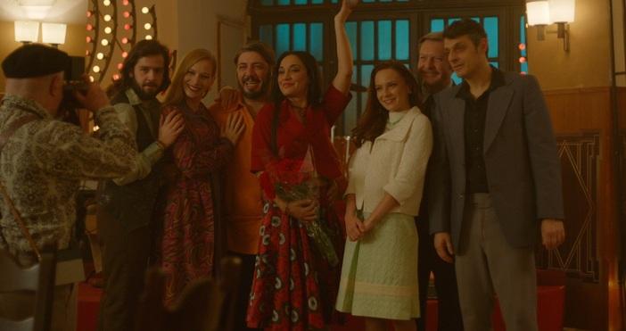 БНТ излъчи 6-серийната приключенска драма с елементи на романтика, научна